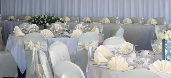 Enchanting Wedding Tables and Chairs
