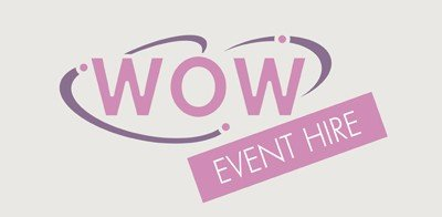 Wow Event Hire Logo