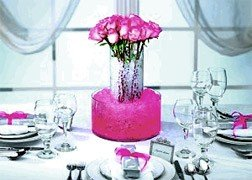 Wedding Wow Chair Covers and Table Decorations