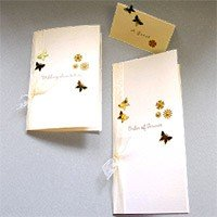 Dot2Dot Butterfly Stationery