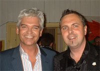steve watkins with philip schofield